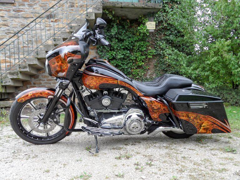 Motorradsitz