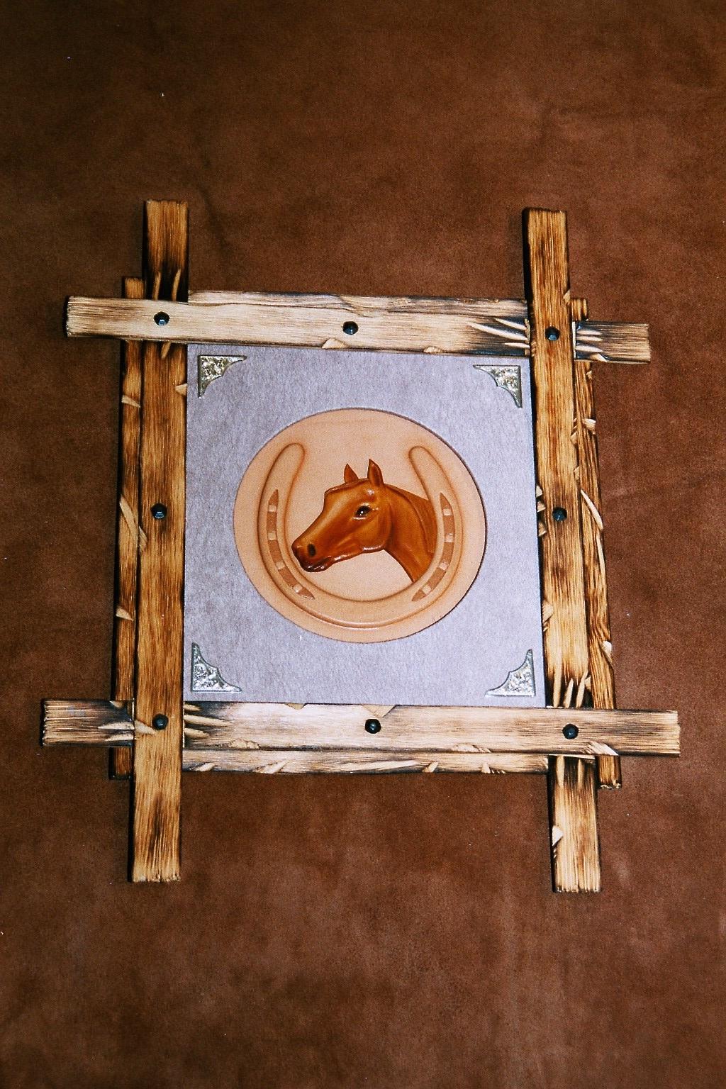 Wandbild Pferd