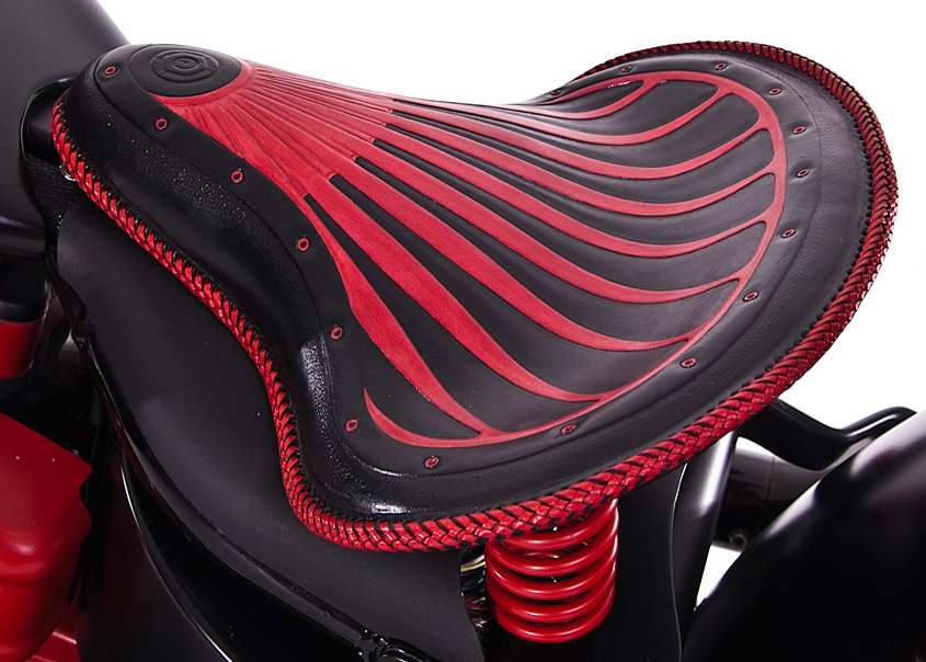 Motorradsitze 1
